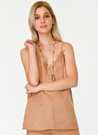 Ng Style Bluz Camel